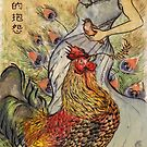The Rooster Complains to the Goddess Juno by roxygen