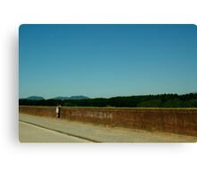 Lucca Walls Canvas Print