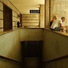 Montecatini Terme Station by Sam Mortimer