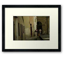 Pistoia Framed Print