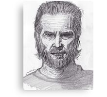 Jeff Bridges Canvas Print