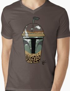 Boba Tea Mens V-Neck T-Shirt