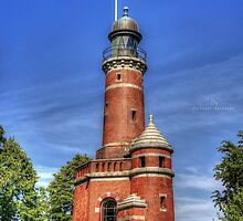 Lighthouse of Holtenau by Hilthart Pedersen