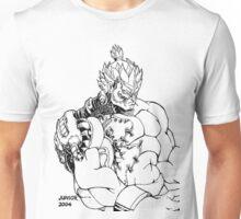 Street Fighter: Cyborg Gouki Unisex T-Shirt