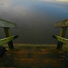 the last step. anderson inlet - victoria by tim buckley | bodhiimages