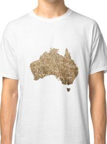 Australian arable farming Classic T-Shirt