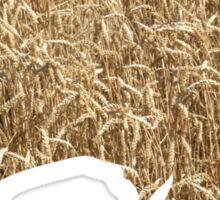 Australian arable farming Sticker
