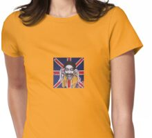 Billy T James Womens Fitted T-Shirt