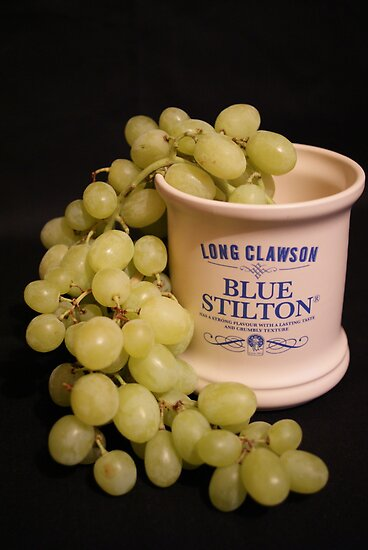~ A Marriage Of Stilton and Grapes ~ by Sandra Cockayne