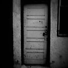 a door & a plastic bag by ShellyKay