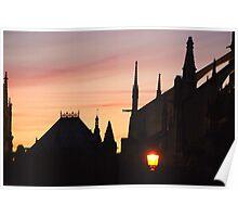 Paris - Notre-Dame. Poster