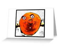 Sweet Potato Greeting Card