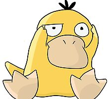 P for Psyduck by metalpika