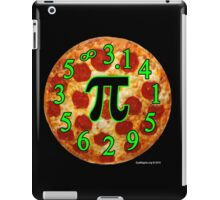 Pizza Pi iPad Case/Skin