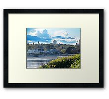 McNeill Bay (3) Framed Print