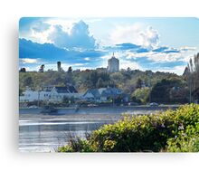 McNeill Bay (3) Canvas Print