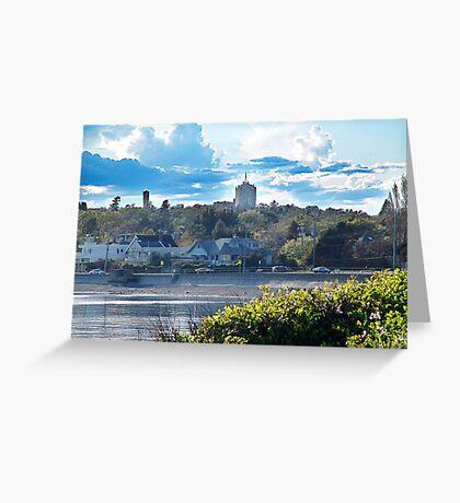 McNeill Bay (3) Greeting Card