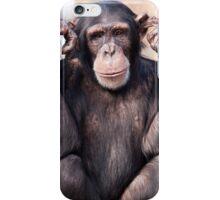 Hear no Evil iPhone Case/Skin