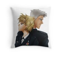 Someday - Stargate SG-1 Sam/Jack - Characters Solo Throw Pillow