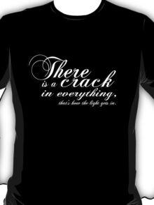 leonard black T-Shirt