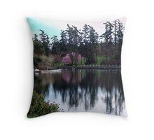 Gorge Waterway (7) Throw Pillow