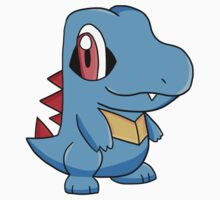 T for Totodile Kids Clothes
