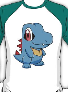 T for Totodile T-Shirt