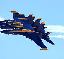 Blue Angels by NYLikProduction
