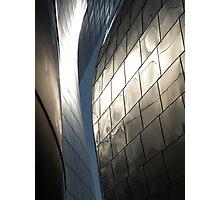 Steel Canyon - Walt Disney Hall Photographic Print