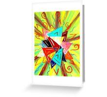 Luminescent Greeting Card
