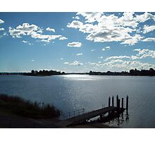 clarence river Photographic Print
