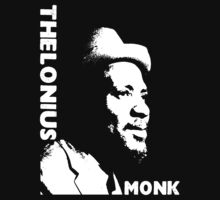 Thelonious Sphere Monk by OTIS PORRITT