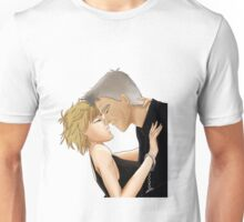 Leather and Lace - Stargate SG-1 Sam/Jack - Characters Only Unisex T-Shirt