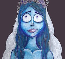 Corpse Bride by madamebat