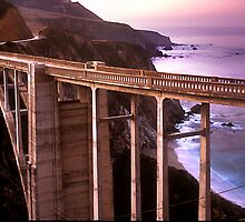 Bixby Bridge by Chris Whitney