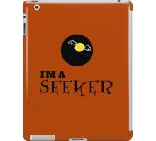 Harry Potter - I'm a SEEKER iPad Case/Skin