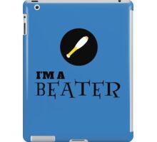 Harry Potter - I'm a BEATER iPad Case/Skin