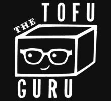 The Tofu Guru (dark)