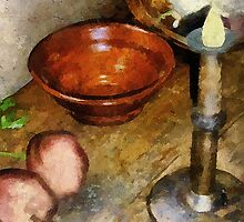 Cold Comfort Kitchen by RC deWinter