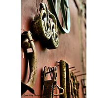 Tool Wall Photographic Print