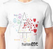 Fulfillment -  Ent Design Contest Unisex T-Shirt