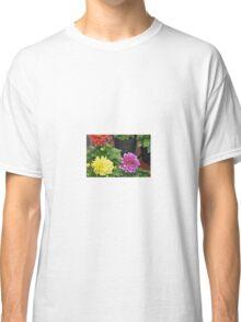 Botanical reptile Classic T-Shirt