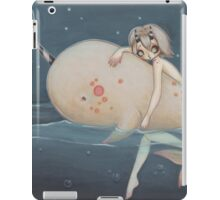 The Narwhal fairy sprite iPad Case/Skin