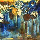 Golden Landscape by Lorna Gerard