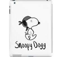 Snoopy Dogg iPad Case/Skin