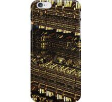 The Gold Stock Exchange After Closing iPhone Case/Skin