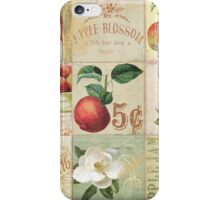 Apple Blossoms I iPhone Case/Skin