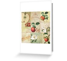 Apple Blossoms I Greeting Card
