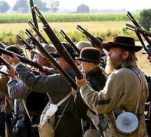 Gettysburg Remembered by Mark Van Scyoc