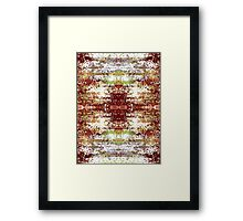 Abstract Texture #1 Framed Print